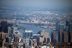 (ses7) Tags: world trade center observation deck view