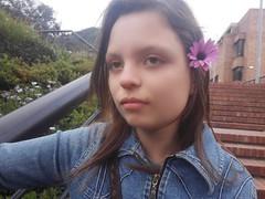IMG_20170802_162302 (josespektrumphotography) Tags: linda rubia coqueta hermosa sexy tierna lolita calle flores gardines bogota colombia josespektrumphotography joseluisg