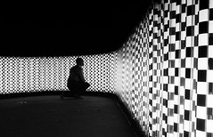 light (Georgie Pauwels) Tags: museum light darkness candid fujifilm street streetphotography moment lamp