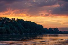 Danube 2 (Robert Borden) Tags: sunrise river danube cruise viking earlymorning germany canon canonrebel canonphotos