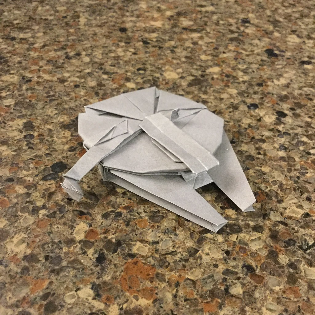 The Worlds Newest Photos Of Origami And Starwars Flickr Hive Mind