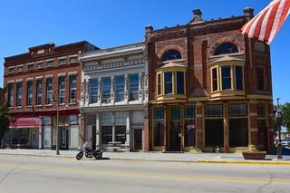 Historic District Farmland, Indiana