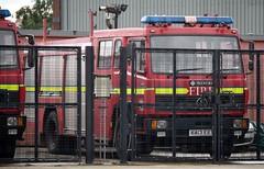 K413 EET (markkirk85) Tags: fire engine appliance mercedes benz 1124 saxon south yorkshire rescue service k413 eet k413eet