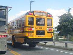 West Point Tours Inc. #388 (ThoseGuys119) Tags: westpointtoursinc schoolbus vailsgateny newburghny newwindsorny icce 2017 new blackout