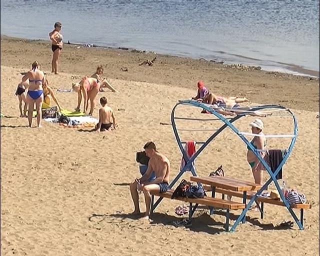 ВСамарской области грязная вода на14 пляжах