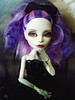 Just Chill... (Antiphane) Tags: mattel monster high spectra full custom ooak repaint doll poupée collection