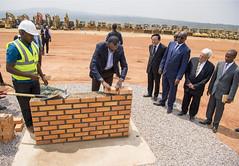 Launch of Bugesera International Airport | 09 August 2017 (Paul Kagame) Tags: kagame airlines rwanda airport bugesera