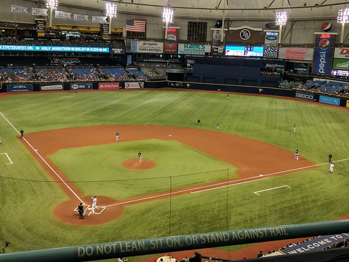Brewers vs. Rays