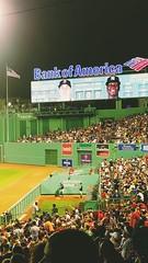 Chapman and Kimbrel warming up (bpephin) Tags: win boston ma redsox mlb baseball ny yankees park fenway