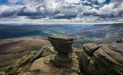 fairbrook naze ( explored) (Phil-Gregory) Tags: nikon d7200 tokina 1120mm 1120mmf28 1120mmproatx 1120 wideangle ultrawide wide kinderscout derbyshire peakdistrict fairbrooknaze rocks clouds sky view visage vista scenicsnotjustlandscapes landscapes national nature nationalpark naturalphotography naturalworld natural naturephotography countryside colour uk