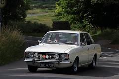 Ford Cortina @ Heath. (Chris Firth of Wakey.) Tags: ford fordcortina heath