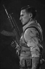 Dr. Edward Richtofen (Nocha_Productions) Tags: zombie zombieremastered gaming gamingscreenshot games game gallery gamingart gamingpicture call duty cinematography consoles pics pc pic picture photography photo blackops3 blackandwhite doctor richtofen screenshot callofduty treyarch activision