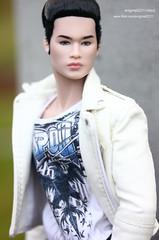 Tate Tanaka (enigma02211) Tags: tatetanaka theindustry integritytoys fashionroyalty dollphotography fashiondoll believethehypetatetanaka