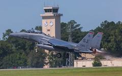LANCER (Newage2) Tags: seymour johnson air force base usaf northcarolina f15 eagle 333rd 4th jet afterburners