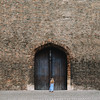 (laurawilliams▲) Tags: bruges door medieval princess fairytale dress girl portrait natural light wooden fine art surreal laura williams