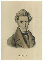 Søren Kierkegaard (lasbogeys) Tags: formalismo representante formalista etica existencialismo existencialista