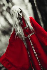 red (2) (toriasoll) Tags: bjd abjd doll dolls dollphoto dollphotography dollshecraft dollshe dollshesaint dollshesaintsa saint saintsa