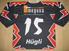 #15 Thomas HÜGLI Game Worn Jersey (kirusgamewornjerseys) Tags: ehc vogelsang bulls game worn jersey thomas hügli schweiz eishockey ehcvogelsang vogelsangbulls