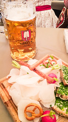 Goes great with beer: Bierradi-Brettl with radish, radishes, icicles and slices of bread with chives (marcoverch) Tags: münchen schottenhammel bier mas oktoberfest bayern deutschland de beer noperson keineperson glass glas drink getränk traditional traditionell party food lebensmittel alcohol alkohol cold kalt refreshment erfrischung celebration feier wine wein delicious köstlich restaurant desktop table tabelle dinner abendessen wood holz gold health gesundheit great bierradibrettl radish radishes icicles slices bread chives outdoors feet auto australia newyork metal cathedral hair tamron spiral
