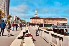 Exploring #sanfrancisco #sf #perspective #pier #pier24 #nikond3100 (brinksphotos) Tags: sanfrancisco sf perspective pier pier24 nikond3100