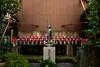 栄閑院猿寺にある水子地蔵尊の像 - Statue of Mizuko-Jizou (Ksitigarbha) in Eikan-in Saru Temple in Minato. (burak.maasoglu) Tags: statue kid temple japan ksitigarbha red hood bronze 銅像 水子地蔵尊 子 赤い 栄閑院猿寺 猿寺 栄閑院 お地蔵さん 地蔵 tokyo 東京