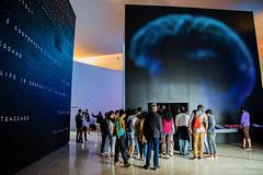 Encontro de formação no Museu do Amanhã