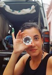 ojito (flotan te) Tags: ojito portrait sister analogue film filmcolour hermana retrato feria tristan tristanarvaja