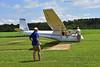 Anthony Casson's glider ride  MAS_8132 (massey_aero) Tags: masseyaerodrome cassonfamilygliderridesaug192017 vintagesailplaneassociation vsaeastcoastsailplanemeet sailplane glider