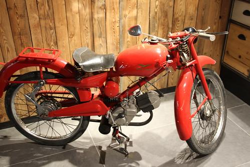 Moto Guzzi Sprtivo Cardellino