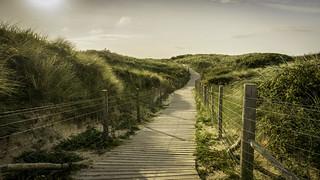 Godrevy Dunes, Cornwall
