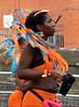 DSC_3852b Notting Hill Caribbean Carnival London Exotic Colourful Orange Costume Showgirl Performer Aug 28 2017 Stunning Big Beautiful Woman (photographer695) Tags: notting hill caribbean carnival london exotic colourful costume showgirl performer aug 28 2017 stunning lady big beautiful woman bbw