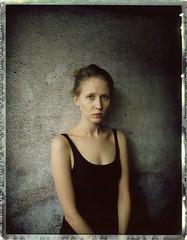 Better Love Next Time XII (__Daniele__) Tags: polaroid analogue analog film fuji fp100 silk mamiya universal portrait portret 35to220