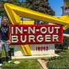 IN-N-OUT BURGER (nebulous 1) Tags: 5star ca huntingtonbeach innoutburger lunch beachblvd