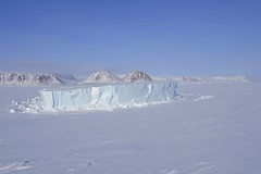 Ice scape  #0800817 (izurutoki) Tags: glacier ellesmere island arctic higharctic nunavut wildplace climatechange landscape arcticlandscape winterlandscape coldplace canadianarctic iceandsea