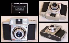 Kodak Bantam Colorsnap 3 camera (camera.etcetera) Tags: kodak camera bantam 828 england