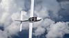 Fox (hepic.se) Tags: glider aerobatics worldchampion sailplane clouds cloudsurfing cloudscape airtoair fluffy summer flying aircraft pilot sideways banking altitude
