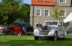 Rolls-Royce 20/25 HP (1934) & Rolls-Royce Silver Wraith Hooper (1948) (Adam's Gallery) Tags: rollsroyce 2025 hp 1934 silver wraith hooper 1948 motoclassic wrocław 2017 topacz polska poland