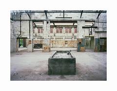 derelict (ha*voc) Tags: mamiya645super 45mm slr film 220 mediumformat 645 fujinps160 expired hembrug zaandam industrialdecay urban urbanentropy