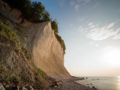 Kreideküste nördlich des Lenzer Baches (draussenansichten) Tags: geologieundgeomorphologie gestein jasmund kliff kreide landschaft landschaftsformen rügen steilküste