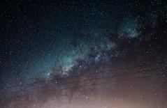 Lua crescente no Goiás (Jacqueline Lisboa) Tags: milky way via lactea sky universe space céu stars estrelas stargazing milkyway nature wire astrometrydotnet:id=nova2225861 astrometrydotnet:status=solved