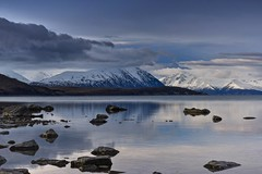 Not Every Lake Dreams To Be An Ocean (Anna Kwa) Tags: laketekapo reflections mountains snow newzealand southisland annakwa nikon d750 afsnikkor24120mmf4gedvr my dreams always wild lake loneliness beauty seeing heart soul throughmylens travel world here omm southernalps mackenziebasin 2330ft