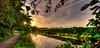 Idyllic. (Alex-de-Haas) Tags: 11mm d750 dutch hdr haarlem irix nederland nederlands netherlands nikon noordholland blauw blauwelucht blue blueskies bluesky cirrus cirrusclouds cirruswolken clouds daglicht daylight hemel highdynamicrange landscape landschap lucht overdag reflectie reflection skies sky summer sundown sunset veegwolken water windveren wolken zomer zonsondergang