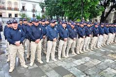 """Ceremonia de Izamiento de la Bandera Nacional """"Septiembre, mes de la Patria"""""""
