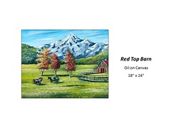"""Red Top Barn • <a style=""""font-size:0.8em;"""" href=""""https://www.flickr.com/photos/124378531@N04/36998403826/"""" target=""""_blank"""">View on Flickr</a>"""