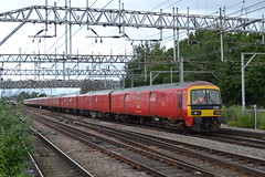 DB Schenker 325007 & 325011 (Will Swain) Tags: crewe station 4th july 2017 cheshire north west south county train trains rail railway railways transport travel uk britain vehicle vehicles country england english db schenker 325007 325011 class 325 011 007