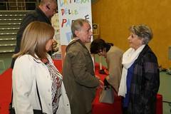 Simonetta Agnello Hornby e Roberto Vecchioni