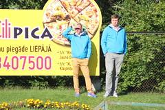 ITF Juniors Venden Cup Liepaja 2017, September 7. Photo: Kaspars Vārpiņš