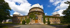 Potsdam-Babelsberg Observatory (herbraab) Tags: astronomy observatory potsdam babelsberg dome fisheye panorama canoneos550d sigma10mmf28