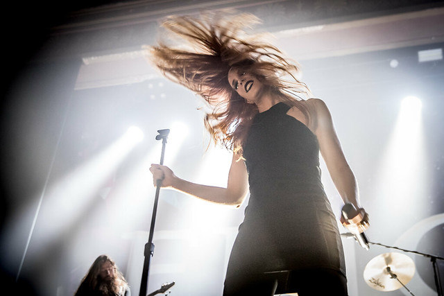 Epica, Lacuna Coil & more 09/14/2017 - by Dave Weiland