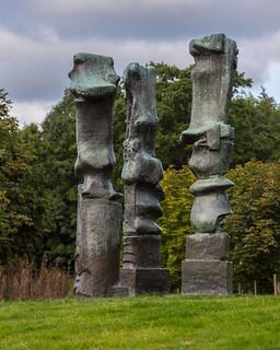 Henry Moore: Upright Motives